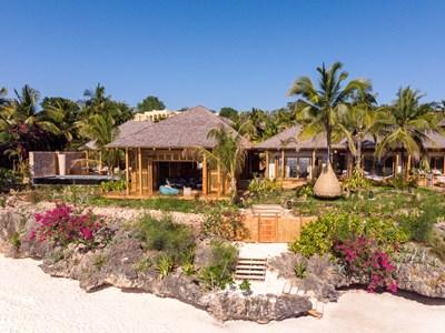 3 Bedroom Ocean Front Luxury Villa
