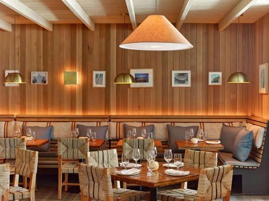 Le restaurant Beachcraft du 1 South Beach, aux Etats-Unis
