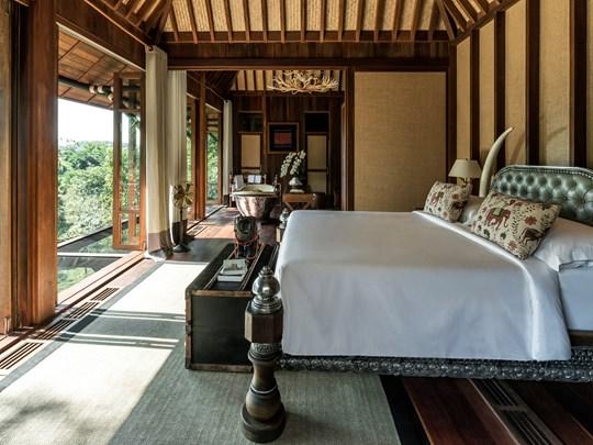 Chambre type safari