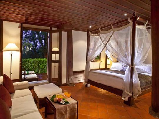 Superior Room de l'hôtel 3 Nagas à Luang Prabang