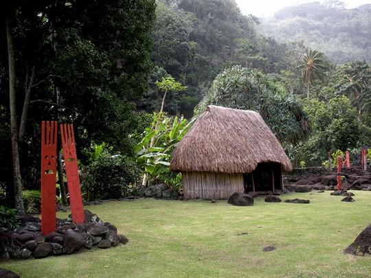 Allez à la découverte de nombreux Maraes durant votre séjour à Tahiti