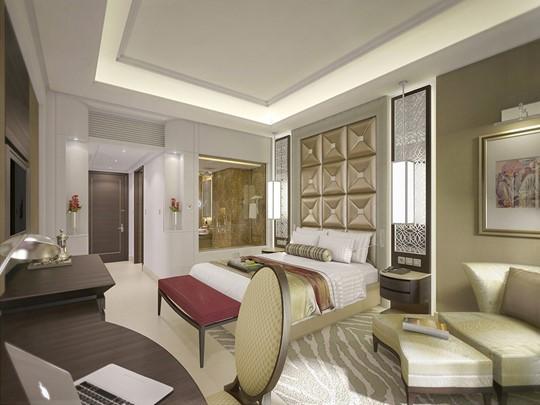 Al Bustan Lagoon Room