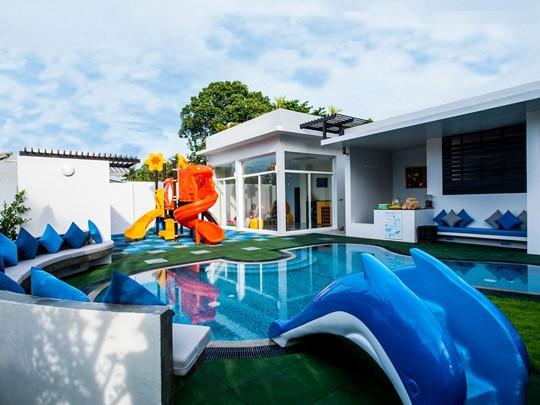 Le coin enfants de l'Aleenta Phuket Resort & Spa