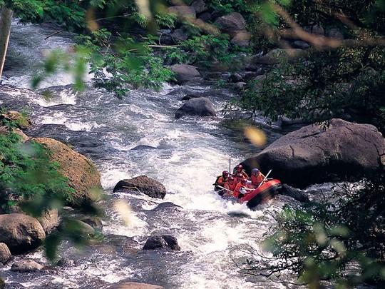 La rivière Ayung