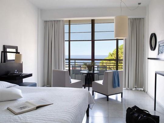 Veranda Sea view Room