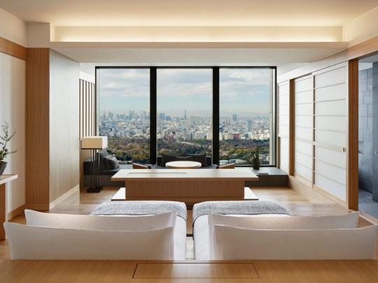 La Deluxe Room