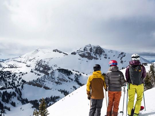 Profitez des nombreuses activités du domaine skiable de l'Amangani
