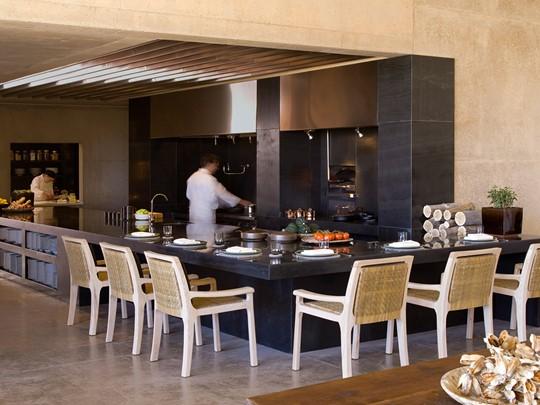 Savourez des mets de l'ouest américain au restaurant The Dining Room
