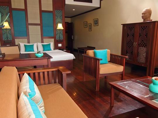 Junior Suite de l''Amanjaya Pancam Suite Hotel au Cambodge