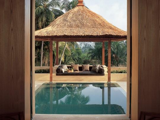 Borobudur Pool Suite