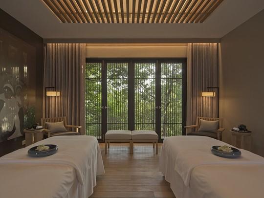Le spa de l'hôtel 5 étoiles Amanoi à Nha Trang