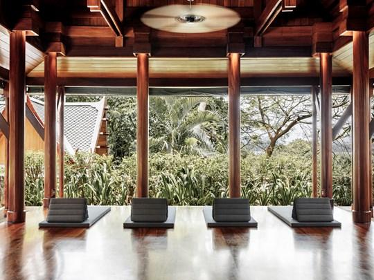 Initiez-vous au Yoga, dans cet établissement en quête de sérénité