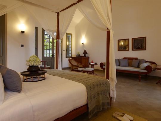 Amantaka Suite de l'hôtel Amantaka à Luang Prabang