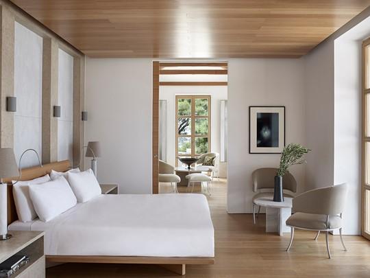 One Bedroom Villa de l'hôtel Amanzoé en Grèce