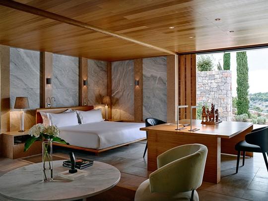 9 Bedroom Villa de l'hôtel Amanzoé en Péloponnèse