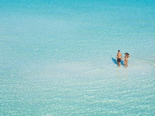 Des vacances intimes et romantiques