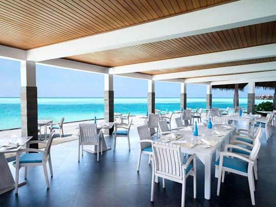 Le restaurant Sea. Fire. Salt