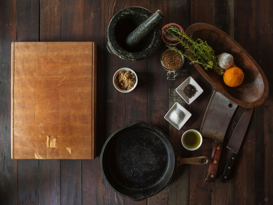 Cours de cuisine au Veli