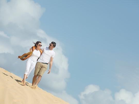 Profitez d'une escapade en amoureux durant votre séjour à l'Anantara