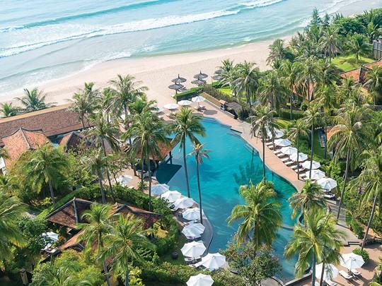 Profitez de la magnifique piscine de l'Anantara Mui Ne