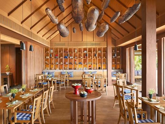 Restaurant Sala Layan de l'hôtel Anantara Phuket Layan en Thailande