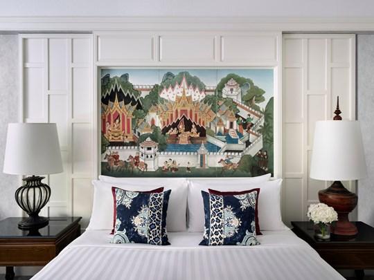 Les chambres du Siam