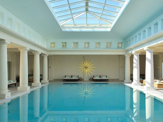 La piscine du spa