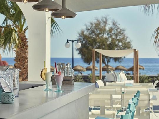 Le Lounge Bar de l'hôtel