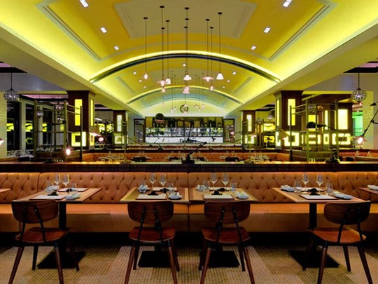 Bread Street Kitchen & Bar de l'Atlantis The Palm