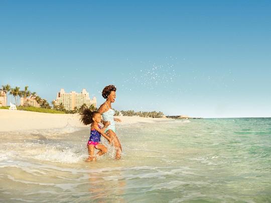 Séjour idéal en famille à Atlantis situé aux Bahamas