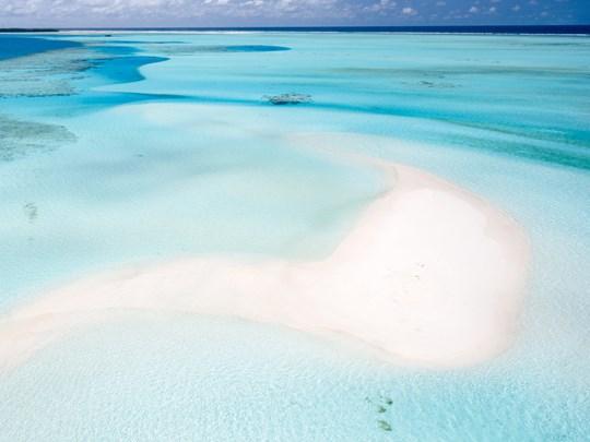 Séjour à l'Atoll de Dhaalu
