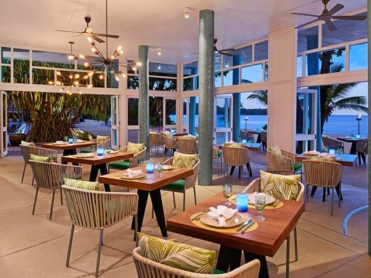 Le restaurant Tamarind