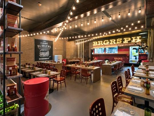 Le BRGRS.PH Restaurant