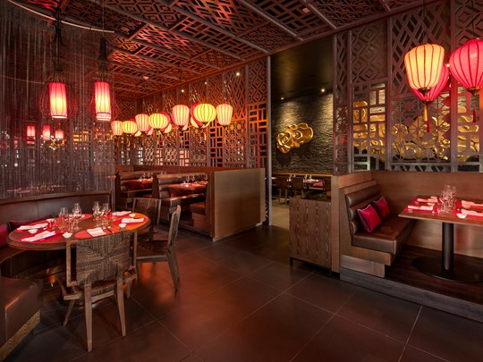 Le Wok Wok Restaurant