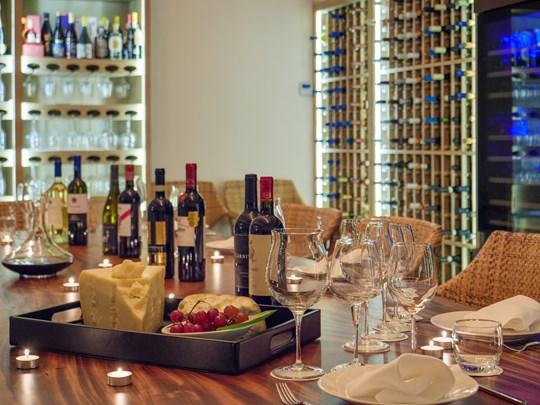 Une large sélection de vins