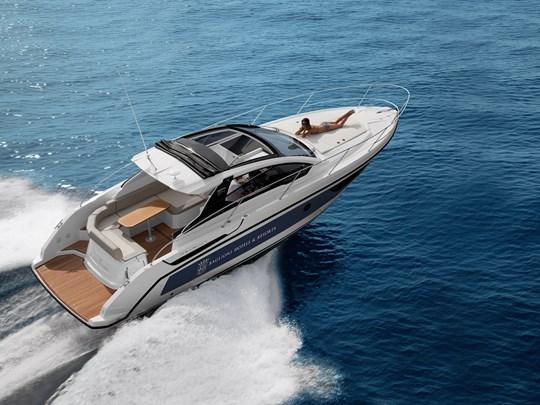 Offrez vous une journée sur le Yacht Azimut Atlantis