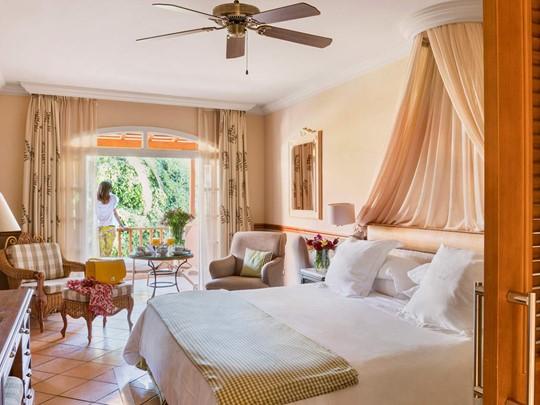 Suite Garden View du Bahia Del Duque aux Canaries