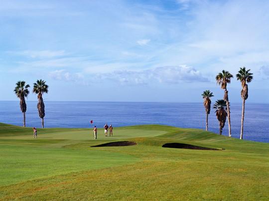 Le Bahia del Duque met à votre disposition un magnifique parcours de golf