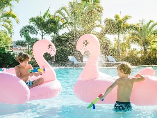 Le Grand Bahia Del Duque est un paradis pour les petits