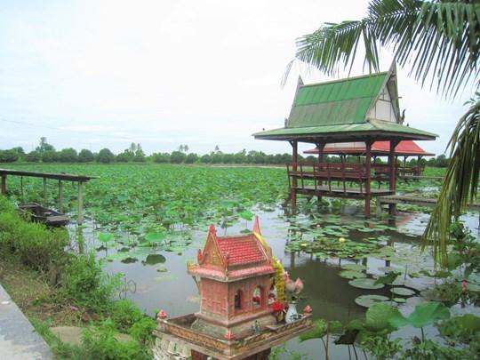 L'ancienne Bangkok, surnommée la « Venise de l'Est »