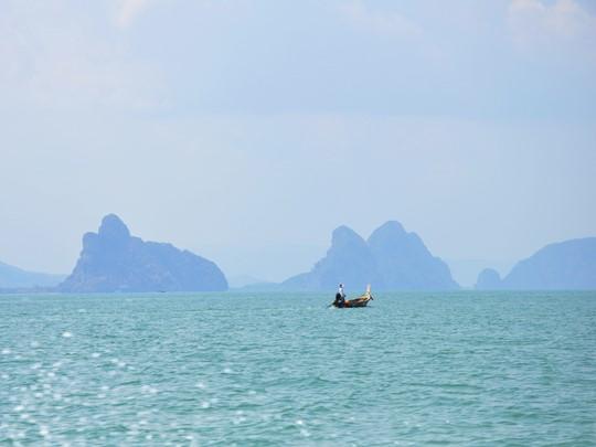 Explorez la mer d'Andaman lors de votre voyage en Thaïlande