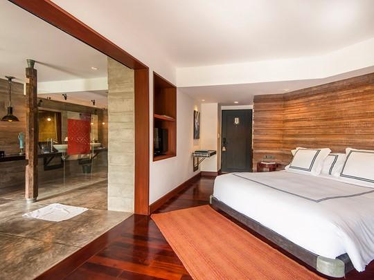 Les Pearl Bed Suites de l'hôtel The Slate