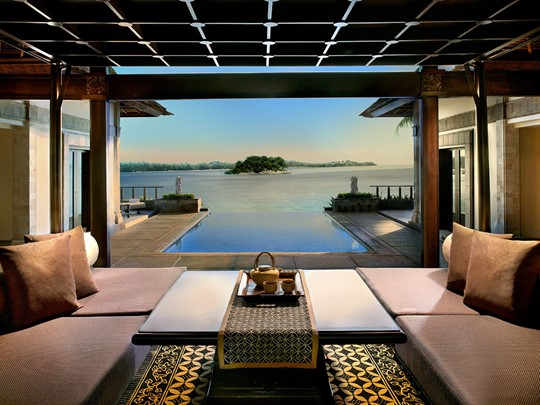 Oceanview Infinity Pool Villa (1 Bedroom) du Banyan Tree