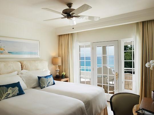 Ocean view suite de l'hôtel Belmond La Samanna à Saint-Martin
