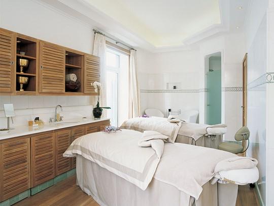 Le spa de l'hôtel 5 étoiles Belmond Reid's Palace