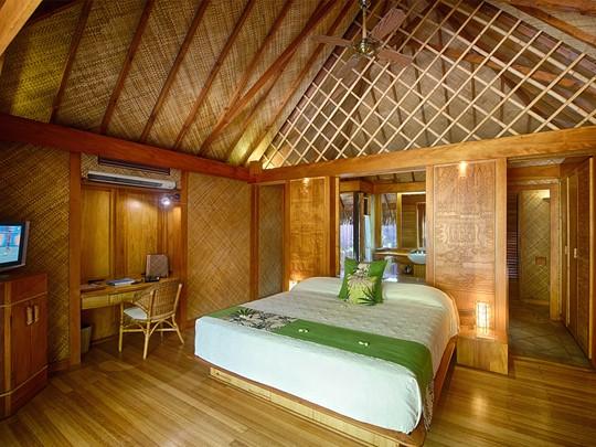 Bungalow Premium du Bora Bora Pearl Beach Resort en Polynésie
