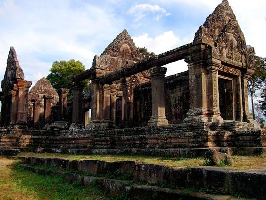 Visite du temple de Preah Vihear
