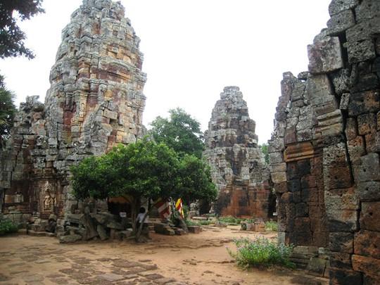 Visite du temple de Prasat Banon