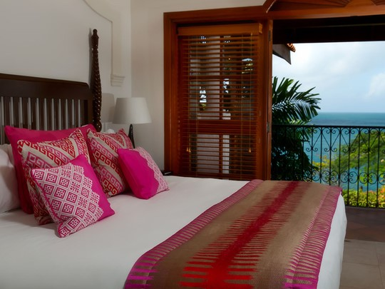 1 Bedroom Oceanview Villa Suite + Pool du Cap Maison