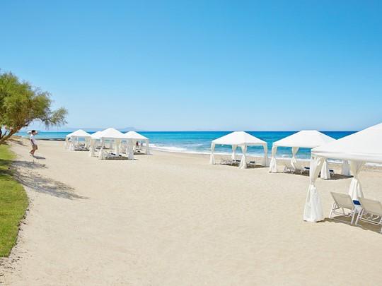 Plage du Caramel Boutique Resort à Crète